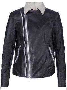 INCARNATION Horse Leather Jacket