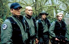Stargate SG-1 - miss this show!