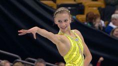 Meet 15-year-old US skating phenom Polina Edmunds