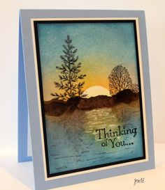 Tranquil Lovely as a Tree from Momber Tutorial