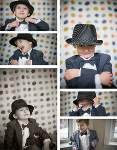 Five is Fashionable |Chicago Children's Photographer | © Gina DeConti/www.imaginativebabies.com