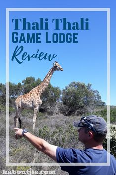 This December we went to Thali Thali Game Lodge for a game drive and lunch.   Thali Thali is absolutely amazing, if you are in the West Coast you don't want to miss this gem! Check out my full Thali Thali Game Lodge review for more information and a chance to win a game drive for your family!   #travel #gamedrive #review