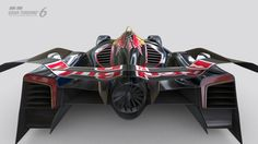 Oof: Three Versions Of The Red Bull X2014 Available In Gran Turismo 6