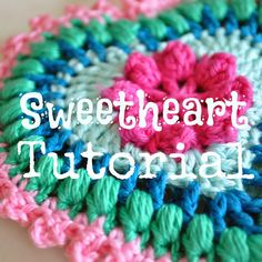 't Bezige Bijtje: Sweetheart tutorial!