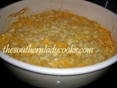 Cheesy Macaroni and Cheese 2 - Copy