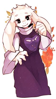 Toriel by Han-burger313 on DeviantArt