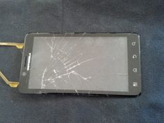 How to replace a Droid Bionic screen.