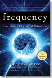 Frequency, by Penney Peirce...she says we're shifting from the Information Age to the Intuitive Age...This book has wonderful tools and exercises for developing your intuition and discovering your home frequency  (where you vibrate at)❣She has a lot of other wonderful books too!