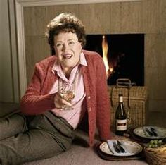Julia Child / born August 15, 1912 - died: August 13, 2004