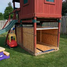 Superieur Toy Garage, Garage Storage, Outdoor Life, Outdoor