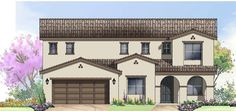 4 Bedroom 3 Bath Home at Waterford by Woodside Homes