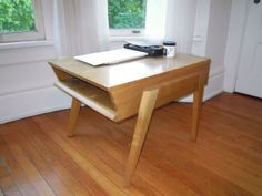 mid-century modern end table furniture