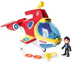 e39a54ab132d PAW Patrol - Sub Patroller Transforming Vehicle with Lights