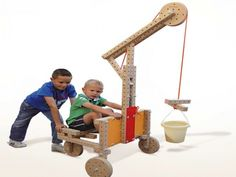Birthday Gifts for Boys from Woodmobiel, Standard Kit
