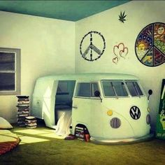 Just this idea for a bed <3