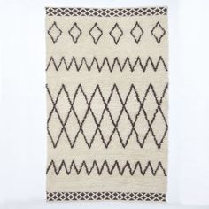 Kasbah Wool Rug - Ivory | west elm 9 ft x 12 ft £950 no delivery to UK yet