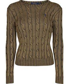 Strik fra Polo Ralph Lauren – Køb online på Magasin.dk - Magasin Onlineshop - Køb dine varer og gaver online pid=VA04558396-11752883_061 null