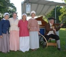 The Mount Vernon Ladies' Association Volunteer Program was established in 1992 to provide assistance to the Association in achieving their mission to preserve and protect the home and heritage of George Washington. During 2010, volunteers contributed over 26,600 hours to Mount Vernon.