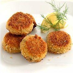 Crab/Fish cakes