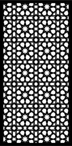 Laser Cut Panels, Laser Cut Metal, Laser Cutting, Laser Cut Patterns, Tile Patterns, Arabesque, Jaali Design, Cnc Cutting Design, Islamic Art Pattern