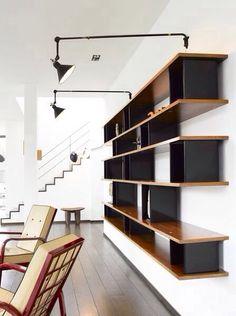 Bookshelf by Charlotte Perriand