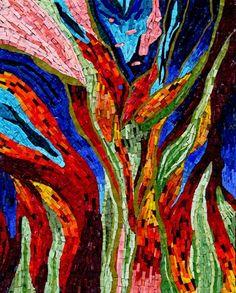 Beautiful!! (by Shug Jones-Tesserae Mosaic Studio)