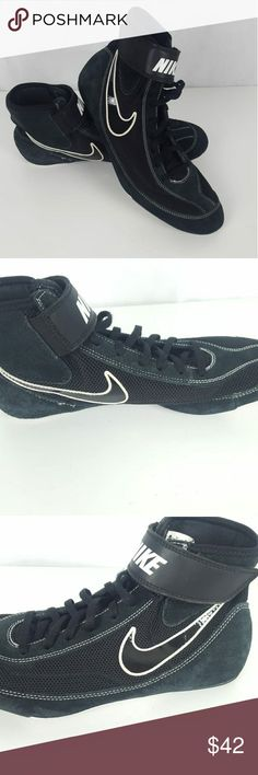 433a7791ceff Nike Men s Size 12 Speed Sweep VII Black White 100% GENUINE – USA SELLER  Great
