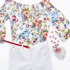Floral Tops, Photo Galleries, Sweet, Instagram, Women, Fashion, Candy, Moda, Women's
