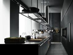 cuisine intgre avec lot boffi_code kitchen by boffi design piero lissoni antis fusion fitted kitchens euromobil