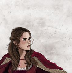 Beauty and the Beast Emma Watson as Belle