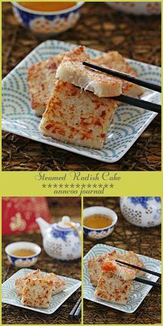 Steamed Radish Cake