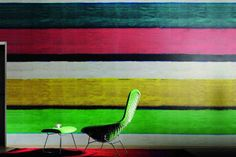 Kandy offers silks of every tone to make the colour sing on the walls, and cover them with a refined elegance in single colours, tie die, with flowers, wide stripes, fresco style, and wide widths. http://www.goodrichglobal.com/web/