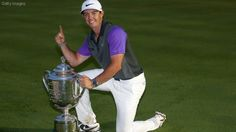 Rory McIlroy Wins The PGA Championship at Valhalla in Louisville, Kentucky