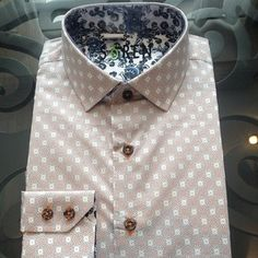 Why stop at the suit, customize your shirts too! ~ Soren Custom