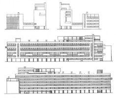 Historia Architektury i Urbanistyki: Ignaty Milinis – Narkomfin 1928