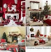Christmas Mantle Decorating Ideas - Bing Images
