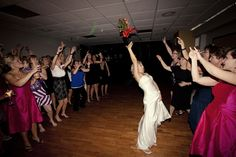 wedding flower toss songs