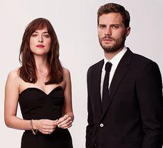 Photoshoot Oficial de Dakota Johnson y Jamie Dornan (2) | 50 Sombras Spain