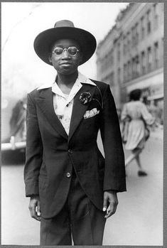 african american chicago 1940s | ... boys [sic] dressed up for the Easter parade, Chicago, Illinois. 1941