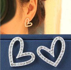 Cute Love Earrings NT0127 on Luulla