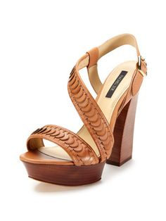 Rachel Zoe Eryn Platform Sandal