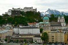 Festung Hohensalzburg & Salzburger Dom