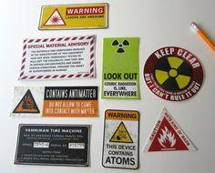 TopatoCo: Hyperbolic Upgrade Stickers