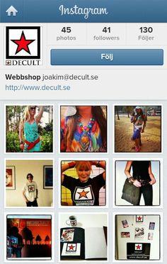 #decult http://instagram.com/decult/