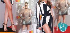 Las mejor vestidas de los Brit Awards 2017 #Actualidad #Celebridades #Moda #Tendencias #best_dessed