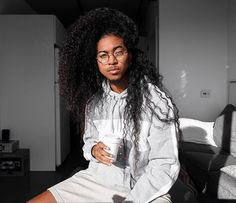 Curly Hair Men, Curly Hair Styles, Natural Hair Styles, Afro Men, Really Long Hair, Cute Black Boys, Tomboy Outfits, Afro Hairstyles, Hair Type