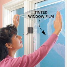 cut cooling costs with tinted window film