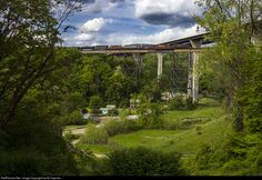 RailPictures.Net Photo: WLE 108 Wheeling & Lake Erie EMD GP35-3 at Crookham, Pennsylvania by Ian M. Hapsias