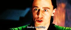 Pin for Later: 33 Reasons Tom Hiddleston Is the Best Part of The Avengers He's decisive.