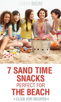 Must-Try munchies for the beach. These are sure to stay good despite the heat! Our popular trail mix recipe is included :)